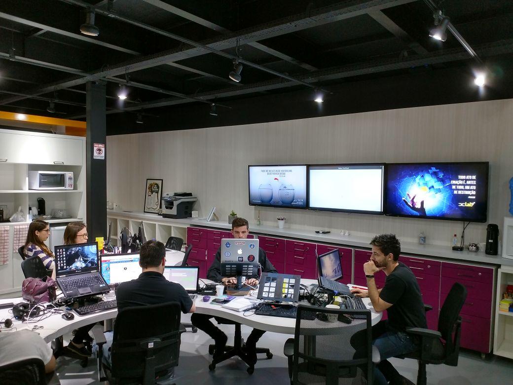 Sala Xlab - Inovar